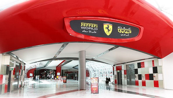 Ferrari World - General
